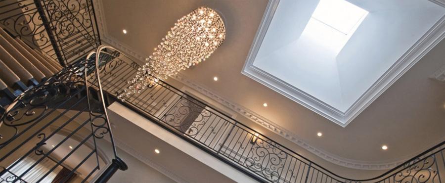 recessed lights design