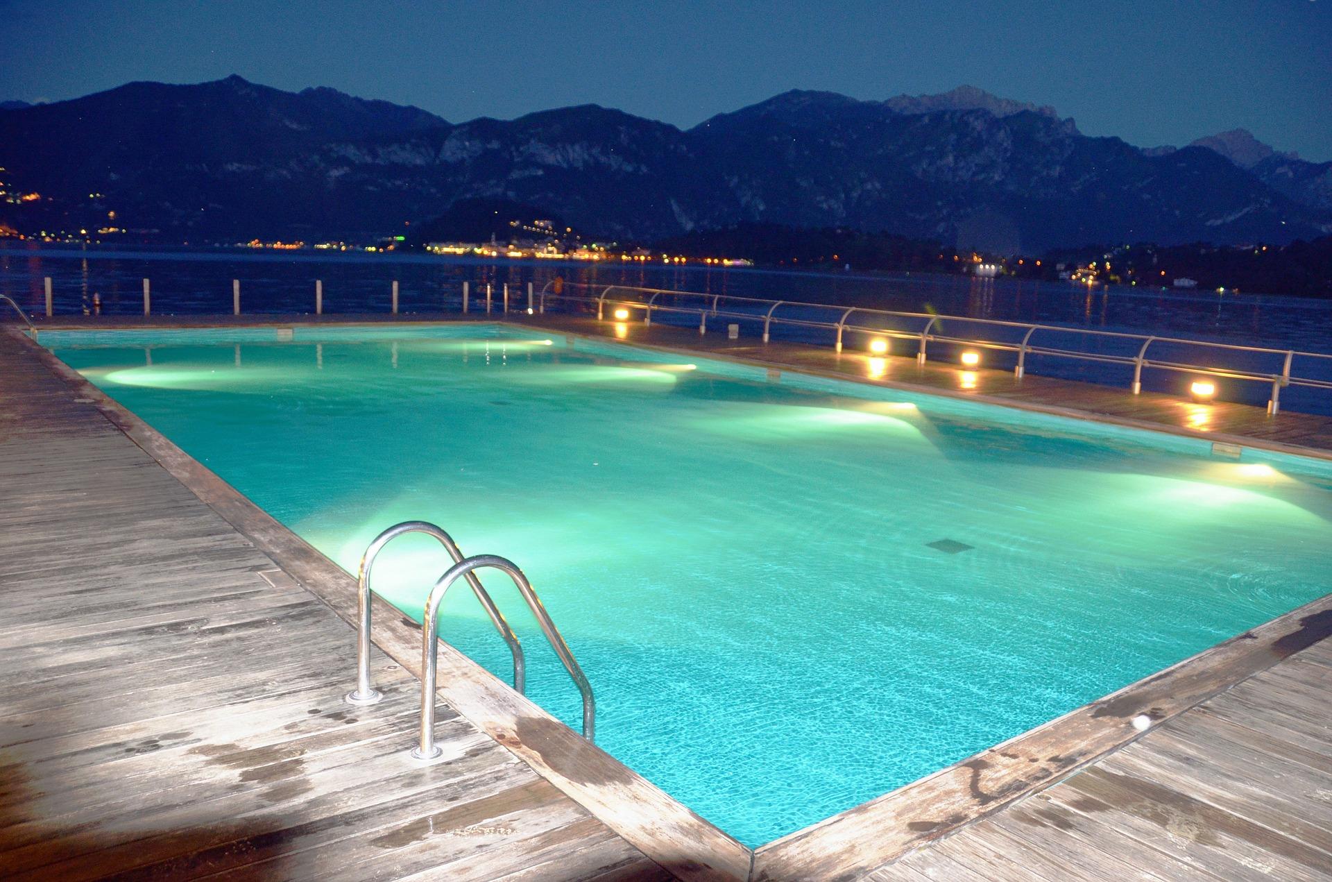Pool LED Potlights