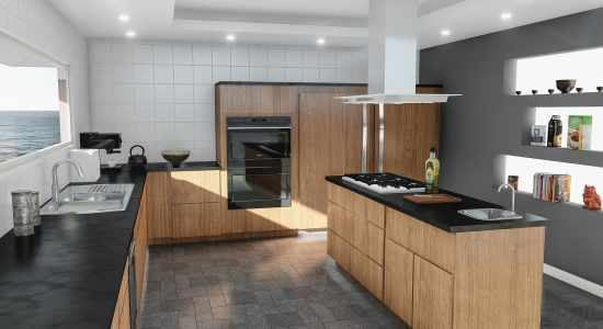 Perfect Recessed Lighting Placement in Your Kitchen