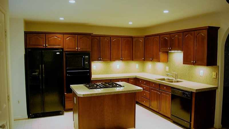 recessed lights to increase home value