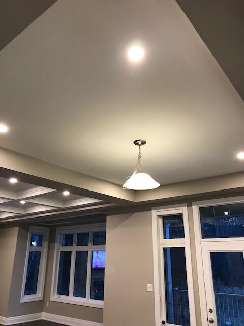 pot light installation newmarket
