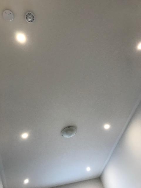 pot light installation richmond hill